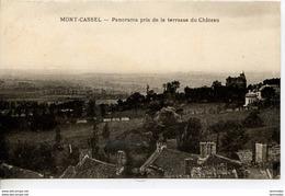 Dpt 59 Mont Cassel Panorama Pris De La Terrasse Du Chateau - Frankreich