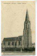 CPA - Carte Postale - Belgique - Bixschote - De Kerk - L'Eglise - 1915 (I12549) - Langemark-Poelkapelle