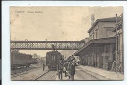 Chiavari , Interno Stazione , Gare Train - Italie