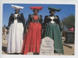 Namibie : Herero Day, Herero Women (1er Génocide Du XXè S. Par L'Allemagne Du Peuple Herero) - Namibie