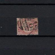 N° 49a TIMBRE GRANDE-BRETAGNE OBLITERE DE 1870        Cote: 20 € - 1840-1901 (Victoria)