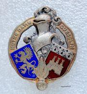 Insigne 71° RI Régiment D'Infanterie Notre Dame Guesclin  - Drago Paris H 110 - Armée De Terre