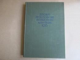 Zeitschrift Des Deutschen Und Ostrreichischen Alpen-Vereins 1926 (Band 57) - Books, Magazines, Comics
