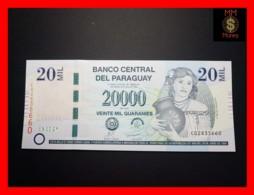 PARAGUAY 20.000 20000 Guaranies 2009  P. 230 B  UNC - Paraguay
