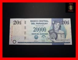 PARAGUAY 20.000 20000 Guaranies 2007  P. 230 A  UNC - Paraguay
