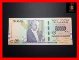 PARAGUAY 50.000 50000 Guaranies 2011  P. 232 C  UNC - Paraguay