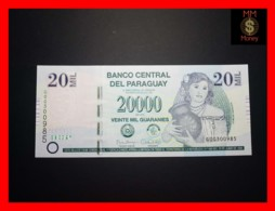 PARAGUAY 20.000 20000 Guaranies 2015  P. 238 B   Serie G  UNC - Paraguay