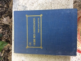 TP04 // GUIDE DES CONVENANCES PAR LISELOTTE / EDITION PETIT ECHO DE LA MODE / 1931 - Cultural