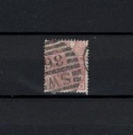 N° 55 TIMBRE GRANDE-BRETAGNE OBLITERE   DE 1873           Cote: 150 € - 1840-1901 (Victoria)