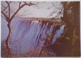 D171664 Victoria Falls  Livingston ZAMBIA - Zambia