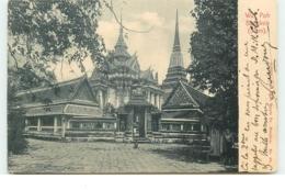Thaïlande - Wat Poh BANGKOK (Siam) - Thaïlande