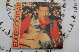 Disque De Eddie Cochran - Eddie - Coffret 3 Disques Liberty Trio 1551743 - 1984 - Punk