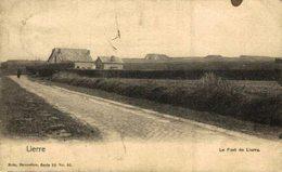 LIER  Lier Le Fort De Lierre Nels Serie 23 N° 30  ANTWERPEN ANVERS - Lier