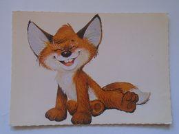 D171674 Fox Fuchs Renard  Vuk A Kisróka,  Vuk, The Fox Cub,  1981    Cartoon  Hungary - Other