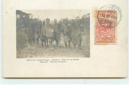 ETHIOPIE - Abyssinie : Guerriers De Danakil - Ethiopië