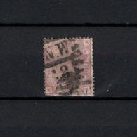 N° 56 TIMBRE GRANDE-BRETAGNE OBLITERE   DE 1875            Cote: 70 € - 1840-1901 (Victoria)