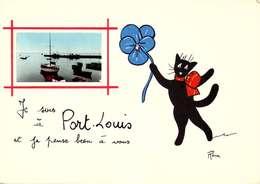 [56] Morbihan > Port Louis    /    LOT 4074 - Port Louis