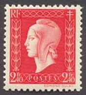 France N°693 Neuf ** 1945 - France