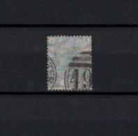 N° 57 TIMBRE GRANDE-BRETAGNE OBLITERE  DE 1875         Cote: 50 € - 1840-1901 (Victoria)