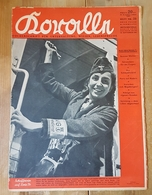 Koralle, Wochenschrift Für Unterhaltung + Wissen, Heft 39, 9. Jahrg. 28.9.1941, Schwestern Für Die Tropen - Magazines & Papers