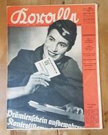Koralle, Wochenschrift Für Unterhaltung + Wissen, Heft 41, 9. Jahrg. 12.10.1941, Reichslotterie Für Das Kriegshilfswerk - Magazines & Papers