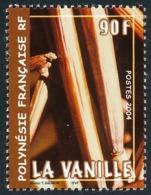 POLYNESIE 2004 - Yv. 711 **   Faciale= 0,76 EUR - La Vanille  ..Réf.POL24782 - Polinesia Francesa