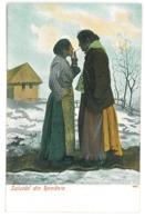 RO 29 - 17589 ETHNICS, Gypsy, Tigani, Romania - Old Postcard - Unused - Roumanie