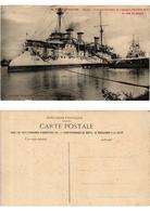 CPA AK Cochinchine Saigon Croiseur Cuirasse L'esca VIETNAM INDOCHINE (615440) - Vietnam