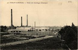 CPA Paray-Le-Monial Usines Des Carrelages Ceramiques (615982) - Paray Le Monial