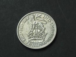 Grande-Bretagne 1 One Shilling  1936 - GEORGIUS V GRA BRITT OMN REX   **** EN ACHAT IMMEDIAT **** . - I. 1 Shilling