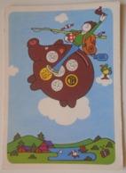 D171675 Savings  -Flying Piggy Bank -tirelire  Hungary Forint - Pecheur -Fisherman - Monete (rappresentazioni)
