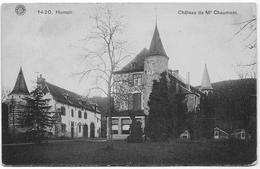 HAMOIR : Château De M. Chaumont - 1912 - Hamoir