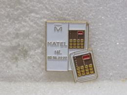 PINS MU22                 23 - Pin's
