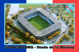 Strasbourg (67 - France) Stade De La Meinau - Stadiums