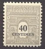 France N°703 Neuf ** 1945 - France
