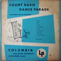 COUNT BASIE- 25 Cm - 33T - Disque Vinyle - Dance Parade - 6079 - Musicals