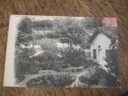 Cpa 52 Chalet Et Jardins Villa Orfeuil Bourbonne Les Bains - Bourbonne Les Bains