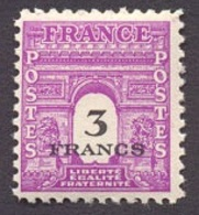 France N°711 Neuf ** 1945 - France