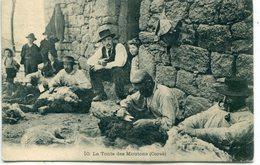2A-CORSE  -La Tonte Des Moutons           Collection  A.Guittard - Breeding