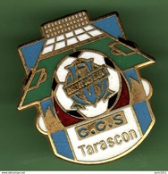 FOOT *** OM *** C.C.S TARASCON *** Signe WINSLOW *** OM-GT1 - Voetbal