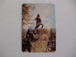 Papelaria Cami Viseu Portugal Portuguese Pocket Calendar 1987 - Tamaño Pequeño : 1981-90