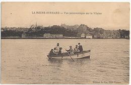 LA ROCHE BERNARD - VUE PANORAMIQUE SUR LA VILAINE - La Roche-Bernard