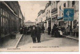 Challans- La Grande Rue - Challans