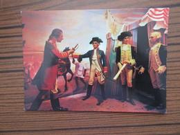 Guerre 1781   Lord Cornwallis Lors De La Bataille De Yorktown - Andere Kriege
