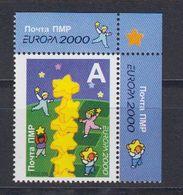 Europa Cept 2000 Transdniestria 1v  ** Mnh (47736H) - 2000