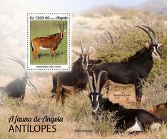 Angola 2019  Fauna   Antelopes S202002 - Angola