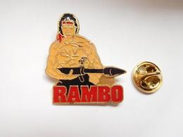 Beau Pin's , Cinéma , Rambo , Sylvester Stallone - Cine
