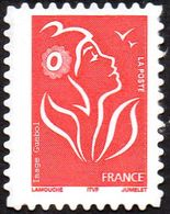 France Autoadhésif N°   49,A ** Au Modèle 3744 A - Marianne De Lamouche TVP Rouge (ITFV) - Sellos Autoadhesivos
