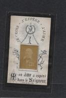CHARLES DE BONINGE-DOUSSAINT: COMMISARIS-OOSTENDE-ANTWERPEN-DOODSPRENTJE - Devotion Images