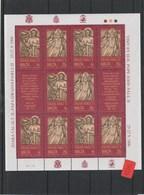Malta    Kleinbogen    Postfrisch**   MiNr. 841-842 - Malta